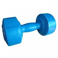 Tạ Tập Tay Nhựa- 2 KG - Màu Xanh Dương