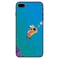 Ốp lưng dành cho iPhone 7 / iPhone 8 - iPhone Se 2020 - 7 Plus / 8 Plus mẫu Thợ Lặn Áo Vàng