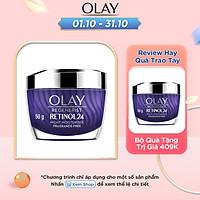 Kem dưỡng ẩm Tái tạo và Ngăn ngừa lão hoá Olay Regenerist Retinol24 50g