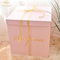 Hộp quà tặng bất ngờ - SURPRISE BOX (VỎ HỘP)