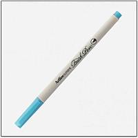 Bút lông đầu cọ viết calligraphy Artline Supreme Brush EPFS-F - Màu xanh lam nhạt (Pale Turquoise)