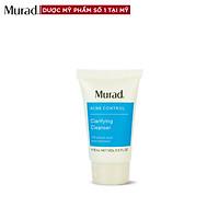 [QUÀ TẶNG KÈM KHÔNG BÁN] Sữa rửa mặt dành cho da mụn Murad Clarifying Cleanser 15ml
