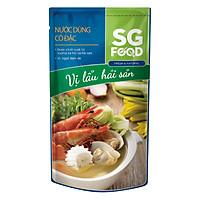 Nước Dùng Cô Đặc Vị Lẩu Hải Sản Sài Gòn Food YG5017.R (150g)