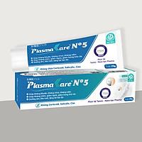 Gel bôi da PlasmaKare No5 (PlasmaKare số 5), thuốc bôi ngoài da kháng nấm, khoáng khuẩn, virus...chống viêm, giảm ngứa, tái tạo da, chuyên sâu cho bệnh trên da