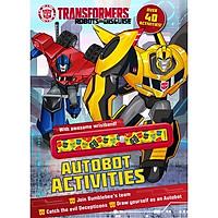 Transformers Robots in Disguise Autobot Activities