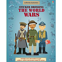 Sticker Dressing The World Wars