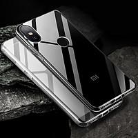 Ốp lưng dẻo dành cho Xiaomi Redmi Note 6 Pro hiệu Ultra Thin mỏng 0.6mm chống trầy - Hàng chính hãng