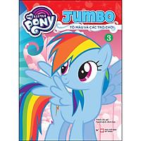 My Little Pony - Jumbo Tô Màu Và Các Trò Chơi 3