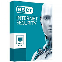 Phần mềm diệt Virus Eset Internet Security 1 User 1 Year - Bản quyền 1 Máy/1 Năm - Hàng Chính Hãng