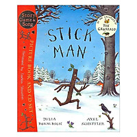 Stick Man (Book With Cd)