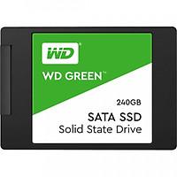 Ổ Cứng SSD 240GB Western Green WDS240G2G0A - Hàng Chính Hãng