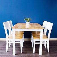 Bộ bàn ăn Cao Cấp Lexus - alala.vn (120cmx80cm)