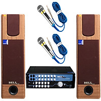 Dàn âm thanh karaoke T - 7900 BellPlus (hàng chính hãng)