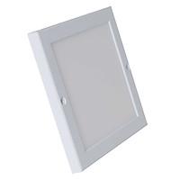 Đèn LED Ốp trần Mỏng Vuông D LN10L 22x22/18W