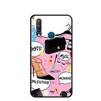 Ốp lưng mẫu đẹp cho điện thoại Vivo U10 - Viền Dẻo - 0188 DREAMGIRL - Hàng Chính Hãng