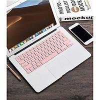 Miếng Lót Phủ Bàn Phím Màu Đen Cho Macbook (US)