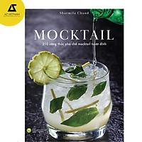 Sách - MOCKTAIL 210 công thức pha chế mocktail tuyệt đỉnh