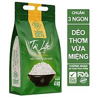 Gạo Nàng sen Tài Lộc 4kg - 3514108
