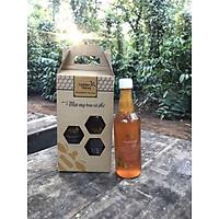 Mật ong hoa cà phê nguyên chất Golden Honey 500ml/chai - Coffee Blossom Honey