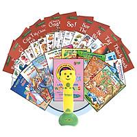 Bút Chấm Đọc Học Tiếng Anh Tot-Talk 2 Easy Talk P06 - Dành Cho Trẻ 9 Tuổi