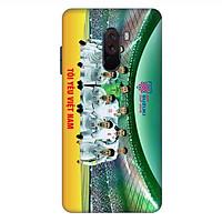 Ốp Lưng Dành Cho Xiaomi Pocophone F1 AFF Cup Đội Tuyển Việt Nam - Mẫu 3