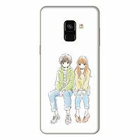 Ốp Lưng Dành Cho Samsung Galaxy A8 2018 - Mẫu 3