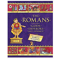 Sách tiếng Anh - The Romans Gods Emperors and Dormice
