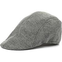 Mũ Beret Thời Trang Unisex - Xám