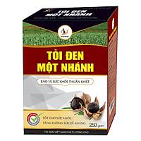 Thực Phẩm Chức Năng Tỏi Đen Một Nhánh Tỏi Đen Việt Nam (250g)