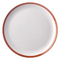Đĩa Ăn Tối Melamine Mepal (260mm) - Cam Đất
