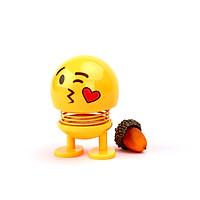 Bộ đồ chơi Emoji nhún nhảy 4 con - Hàng nhập khẩu