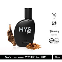 NƯỚC HOA LAURA ANNE MYSTIC FOR HIM - 30ML