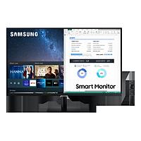 Màn Hình Thông Minh Smart Monitor Samsung LS32AM500NEXXV 32inch/Full HD (1920x1080) 8ms/60Hz/VA/Tích Hợp Loa/Hệ Điều Hành Tizen - Hàng Chính Hãng