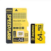Thẻ nhớ MicroSD Remax 64Gb Class 10 - Hàng chính hãng