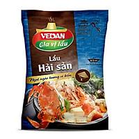 [Chỉ Giao HCM] - Big C - Gia vị lẩu hải sản Vedan 60g - 33109