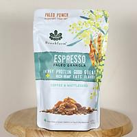 Ngũ cốc Brookfarm Espresso Paleo Granola (C)- Gói 300g