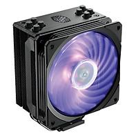 Tản nhiệt CPU Cooler Master Hyper 212 RGB Black Edition - Hàng Chính Hãng