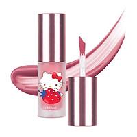 Son kem lì và má hồng Hello Kitty Cathy Doll Lip & Cheek Matte Mousse 4g