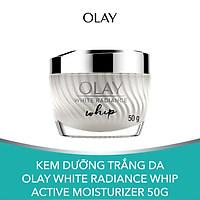 Kem Dưỡng Trắng Da Olay White Radiance Whip Active Moisturizer 50g