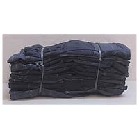 10 Găng Tay Vải Bò -  Vải Jean (Bao Tay Vải Bò 80-120) Lao Động, Làm Vườn, Chống Cắt, Chống Trơn Trượt, Chống Bỏng
