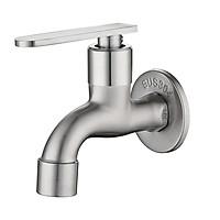 Vòi xả nước cấp nước máy giặt, xả rửa sàn Inox 304 HOBBY VIN2 - 2 mẫu tùy chọn - không rỉ sét