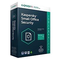 Phần mềm Kaspersky Small Office Security (1 Server + 10 PC) - Hàng Chính Hãng