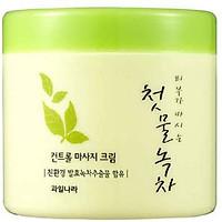Kem massage thảo dược trà xanh Green tea massage cream 300g