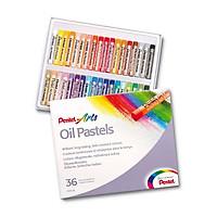 Sáp màu dầu Pentel 36 màu