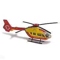 Đồ Chơi Trẻ Em Mô Hình Trực Thăng Majorette Helicopter - 212053130 - H 145 - Màu Vàng