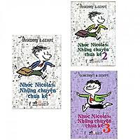Combo Trọn Bộ 3 Tập Nhóc Nicolas: Những Chuyện Chưa Kể ( Tái bản)