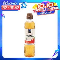 Giấm Táo Daesang Hàn Quốc (chai 500ml)