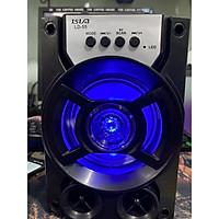 Loa nghe nhạc Bluetooth có đèn led nhấp nháy mẫu mới 2020 HN(giao màu ngẫu nhiên)