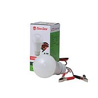 Bóng Đèn LED Kẹp Bình Ắc Quy 12V - 24V DC 7W / 9W / 12W Rạng Đông, ChipLED Samsung