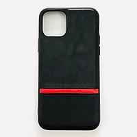 Ốp lưng cho iPhone 11 Pro (5.8) hiệu S&G Wonderful Leather Tpu chống sốc - Hàng nhập khẩu